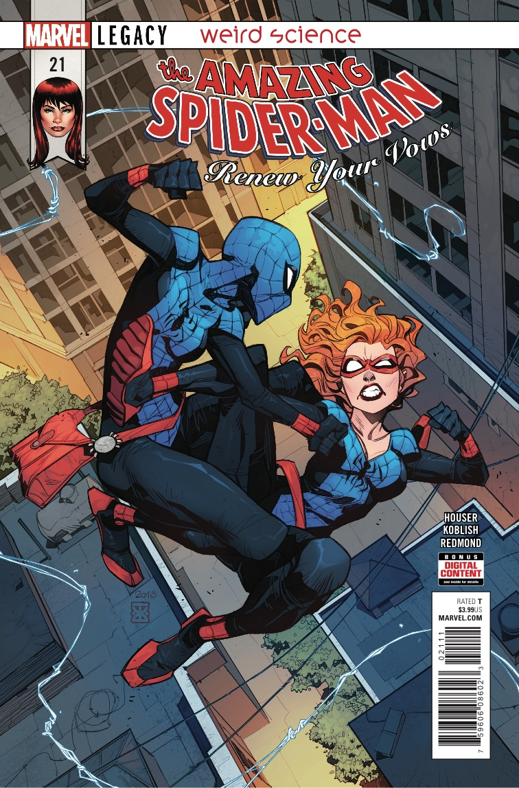 Amazing Spider-Man: Renew Your Vows #21 Review
