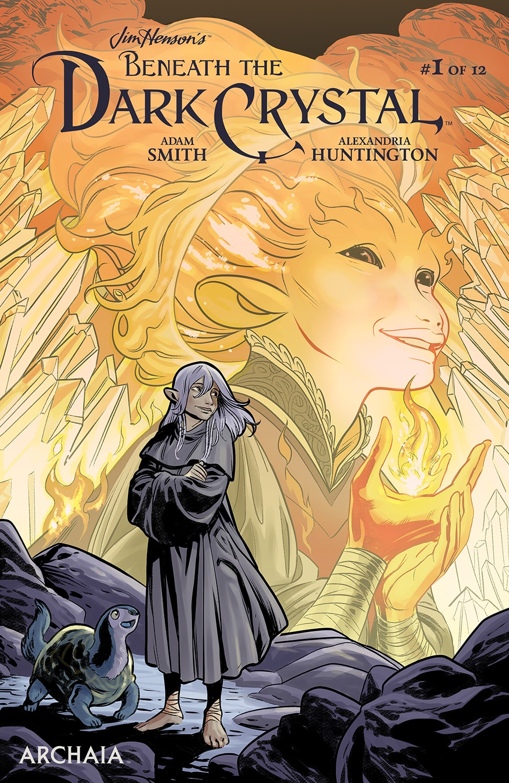 Jim Henson's Beneath the Dark Crystal #1 Review