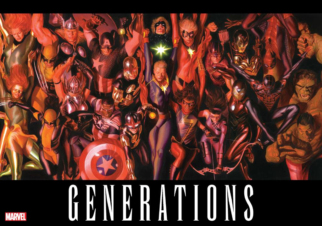 'Generations' review: A celebration of Marvel's legacy with mixed results