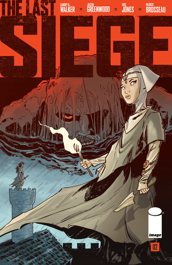 The Last Siege #2 review