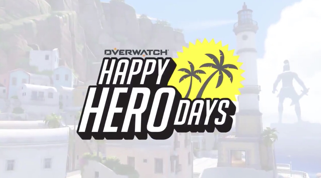 Overwatch announces Twitter prize giveaway #HappyHeroDays