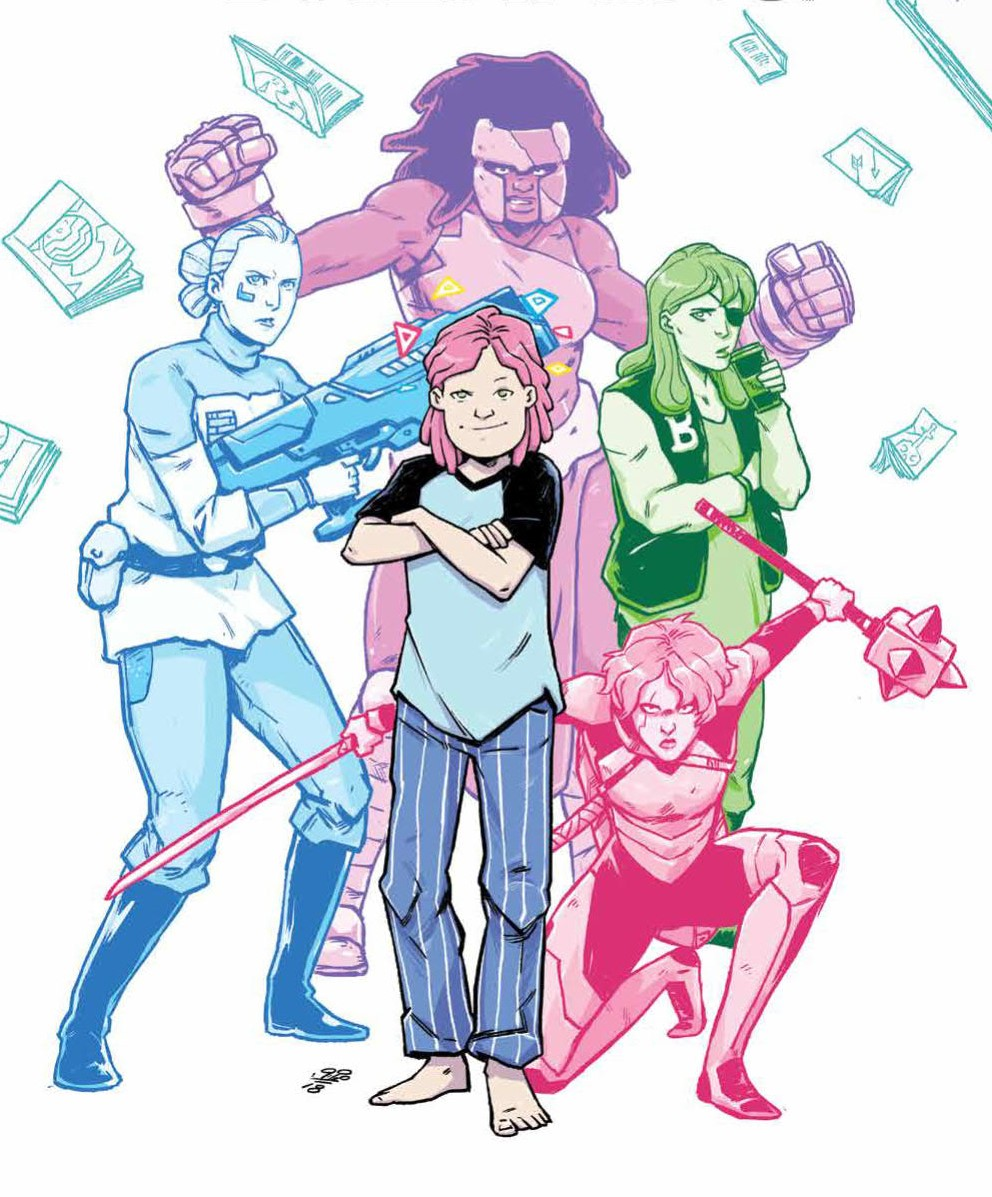 Lucy Dreaming #5 Review