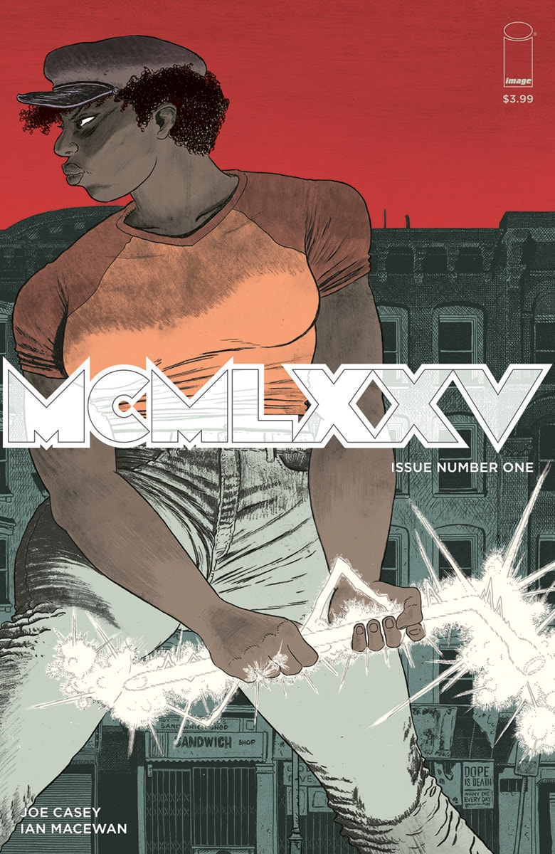 MCMLXXV #1 advance review: Old school aesthetics and wild battles