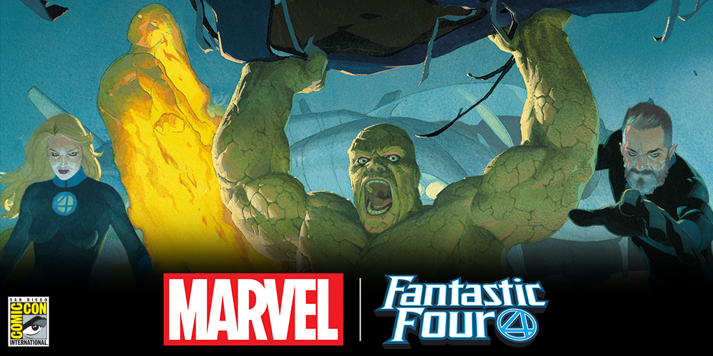 Marvel reveals SDCC panel schedule, including reveals, giveaways and more