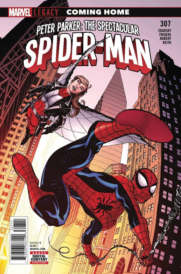 Marvel Preview: Peter Parker: The Spectacular Spider-Man #307