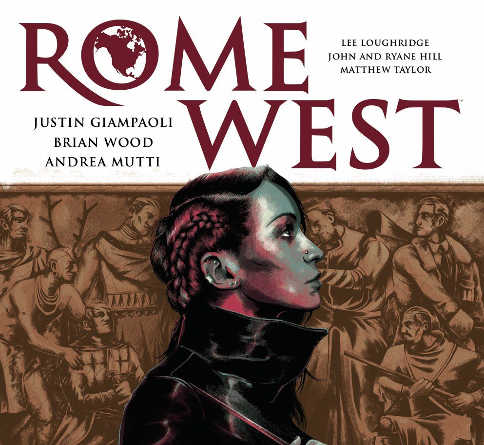 'Rome West' review: What if the Roman Empire discovered ...