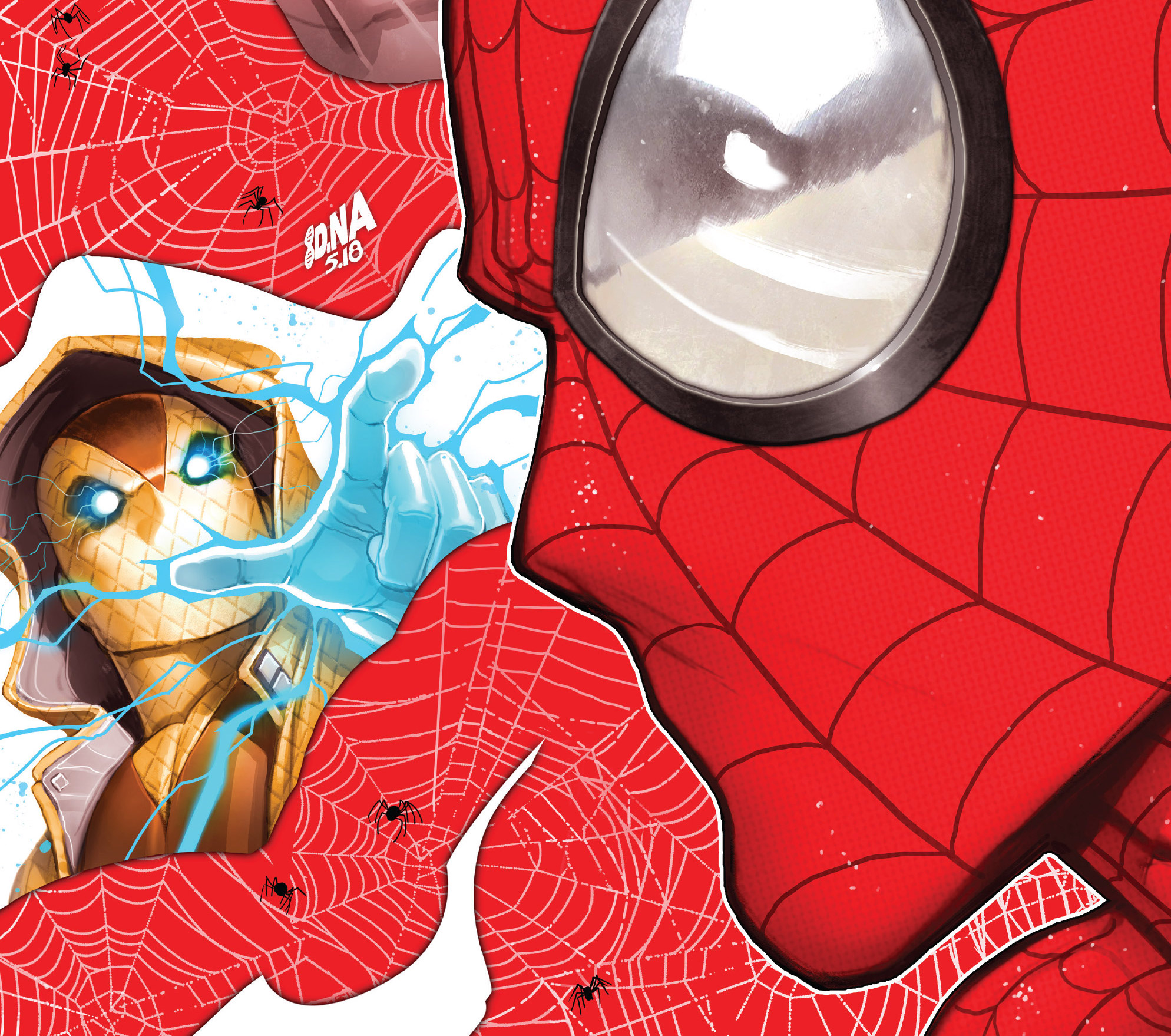 [EXCLUSIVE] Comixology Preview: Spidey: School's Out #4