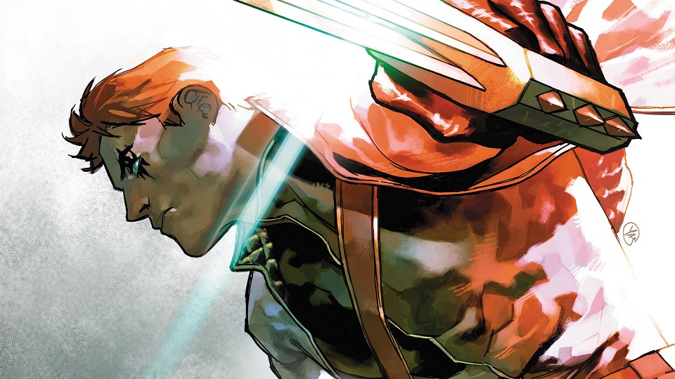 A new Shatterstar solo story is coming this October.