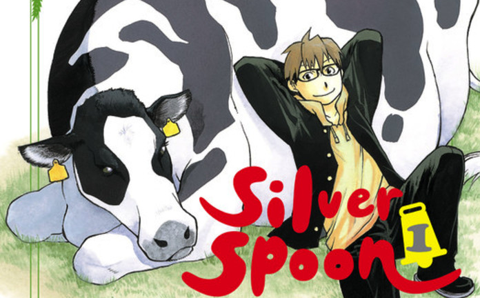 Silver Spoon Vol. 1 Review