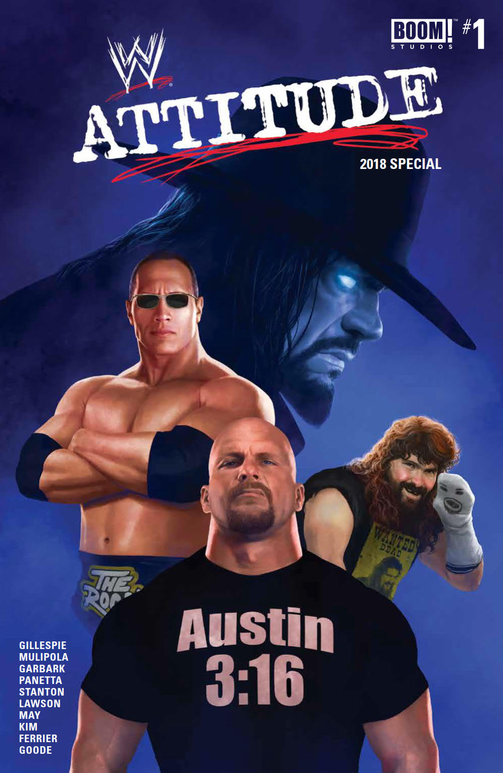 'WWE: Attitude Era Special' #1 review: an artistic rematch for wrestling's greatest epoch