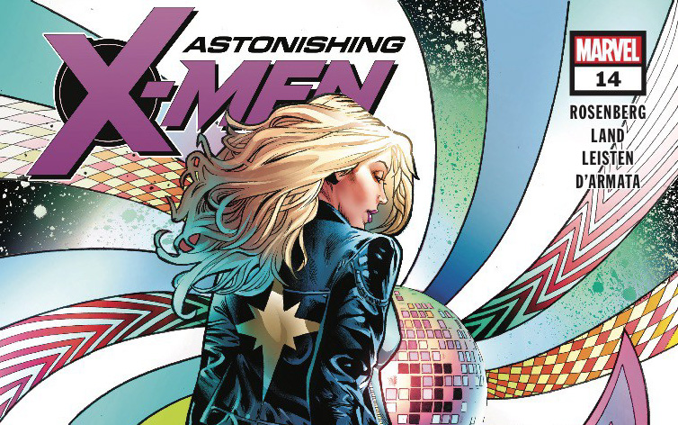 Astonishing X-Men #14 review: Getting the band back together -- sorta