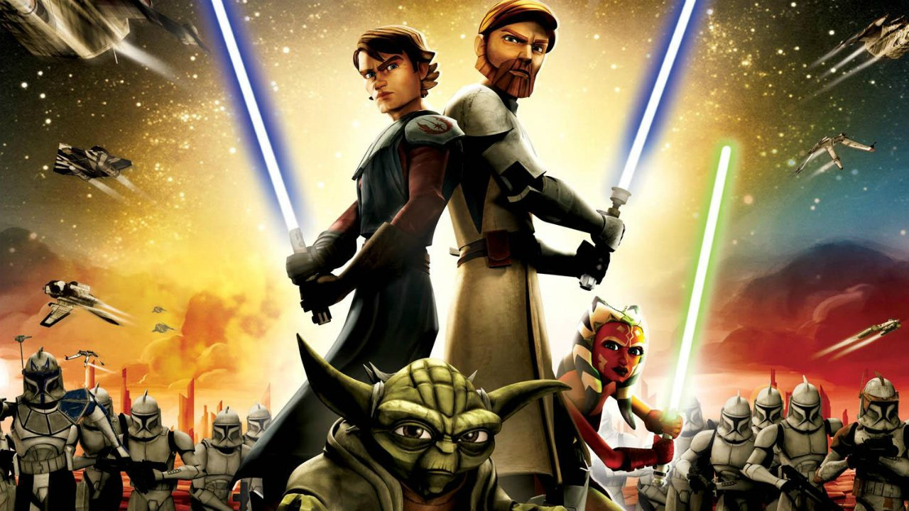 A 'Star Wars: The Clone Wars' revival is in the works