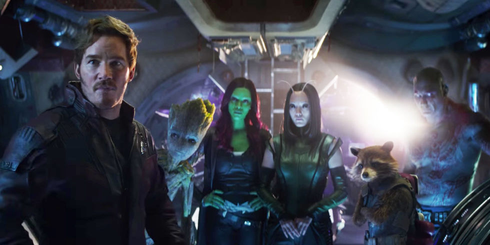 Guardians of the Galaxy cast show support for director James Gunn with open letter