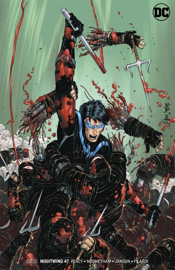 Nightwing #47 Review