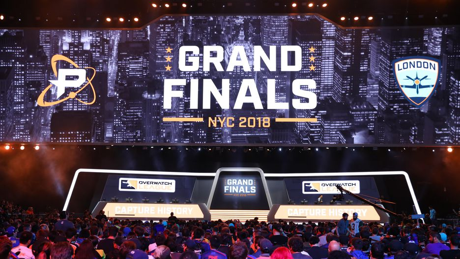 More success for Blizzard as the Overwatch League finals averaged more than 860,000 viewers worldwide