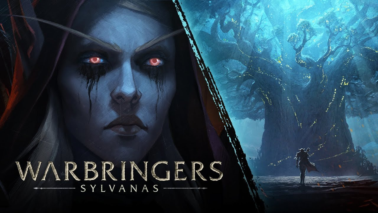 World of Warcraft: Morally grey Sylvanas burns down Teldrassil in latest 'Warbringers' video