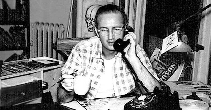 Legendary artist and Spider-Man co-creator Steve Ditko dies at age 90