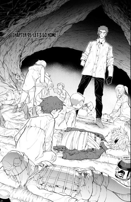 The Promised Neverland Recap - Chapter 95