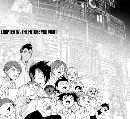 The Promised Neverland Recap - Chapter 97