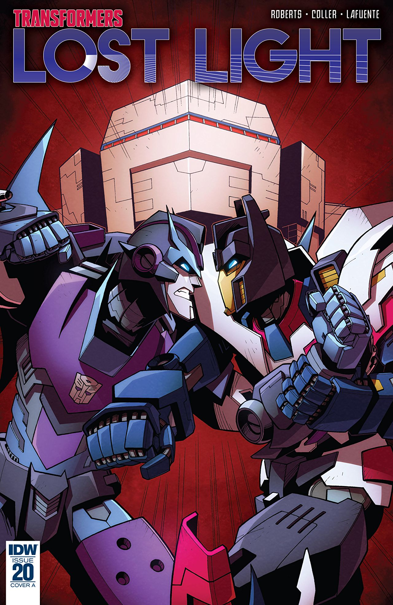 Transformers: Lost Light #20 Review