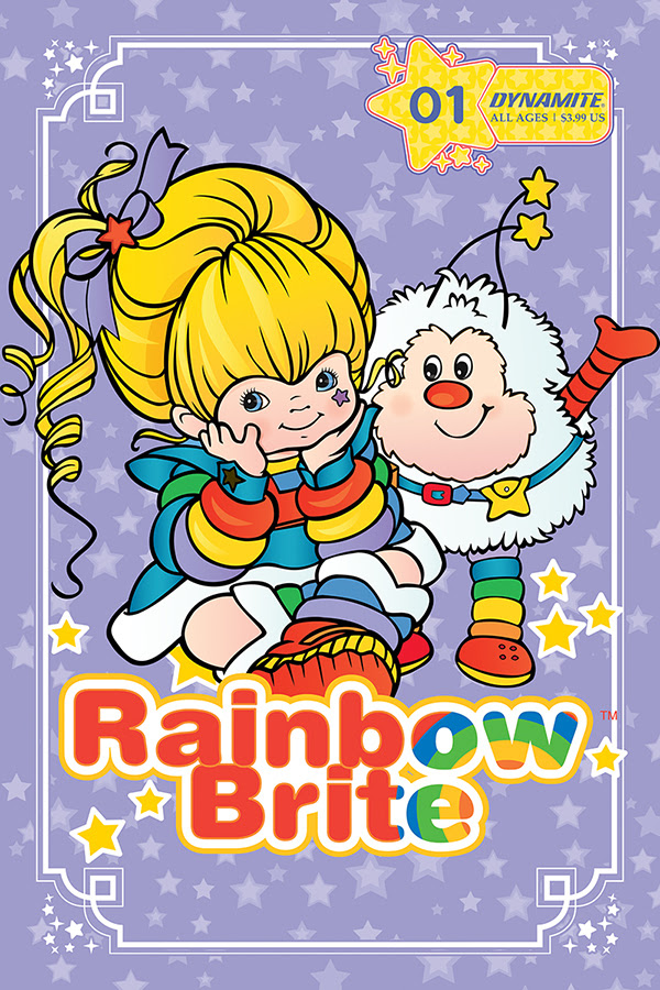 Rainbow Brite blasts off at Dynamite for those nostalgic for the 80s