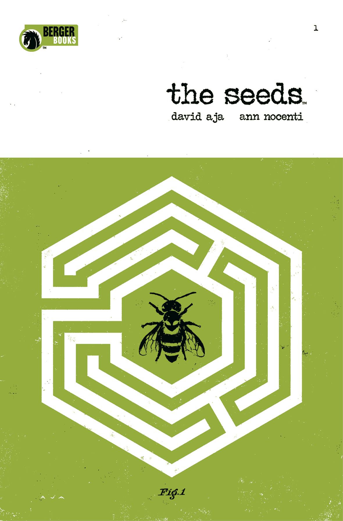 Dark Horse Preview: The Seeds #1