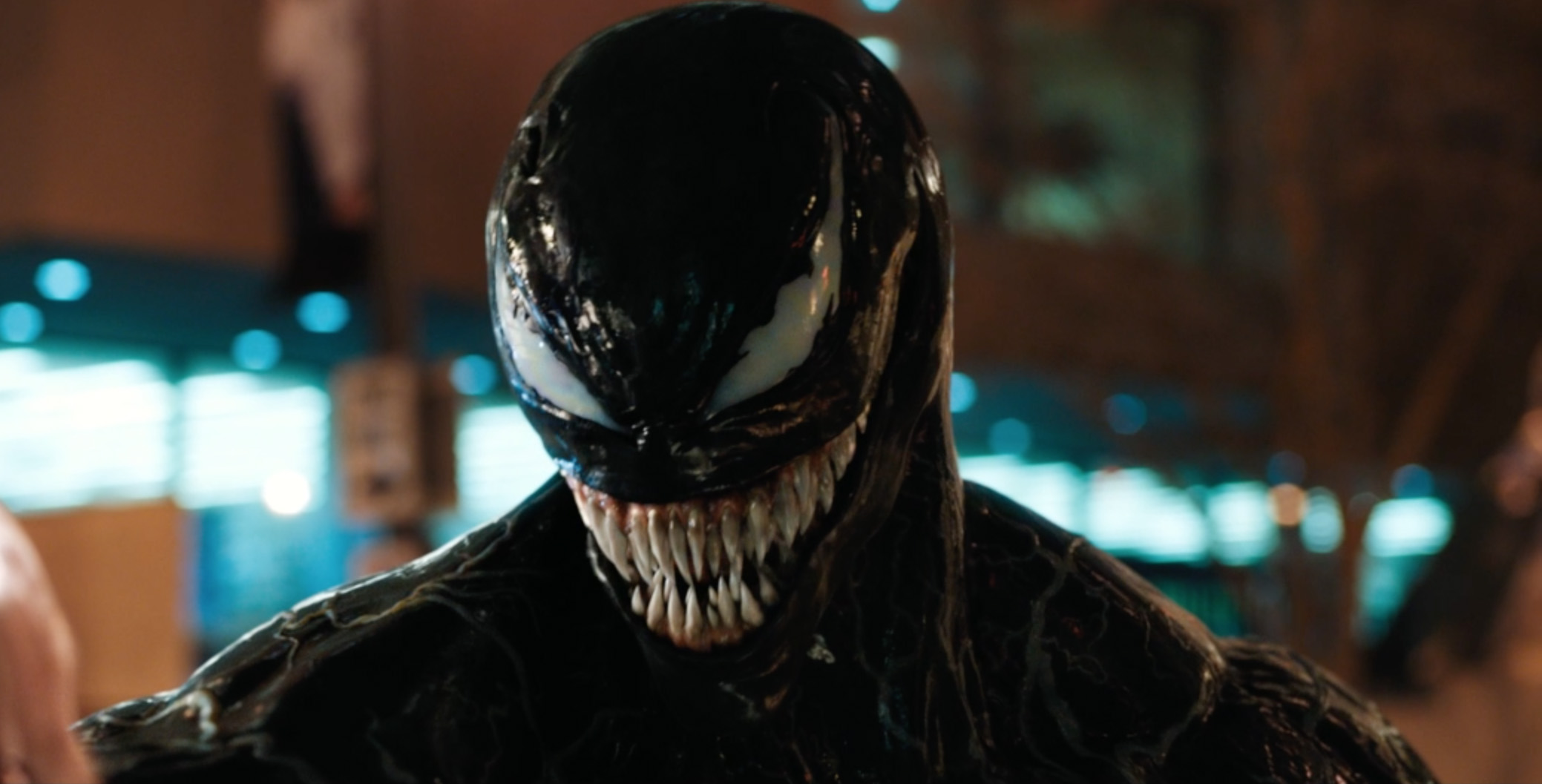 Watch the second trailer for 'Venom'