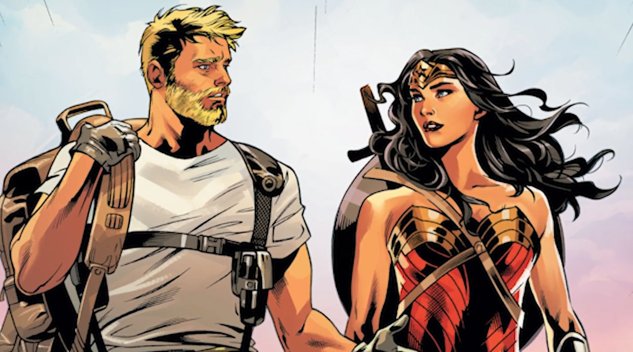 G. Willow Wilson and Cary Nord will take over 'Wonder Woman' ongoing in November