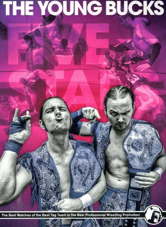 'The Young Bucks: Five Stars' disc one review: Becoming Elite
