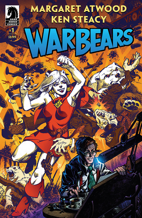 War Bears #1 review: Amazing art, generic characters, and a whole lot of potential