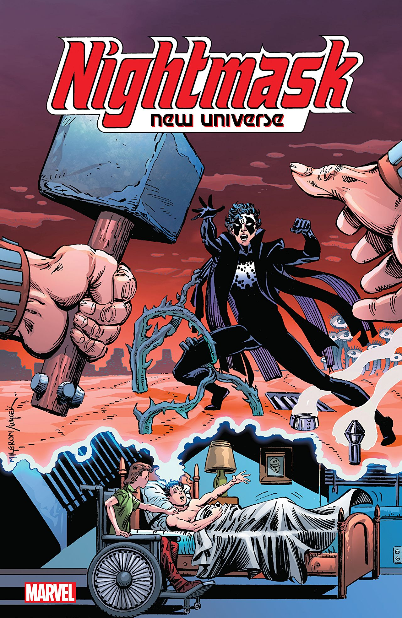 Nightmask: New Universe Vol. 1 Review