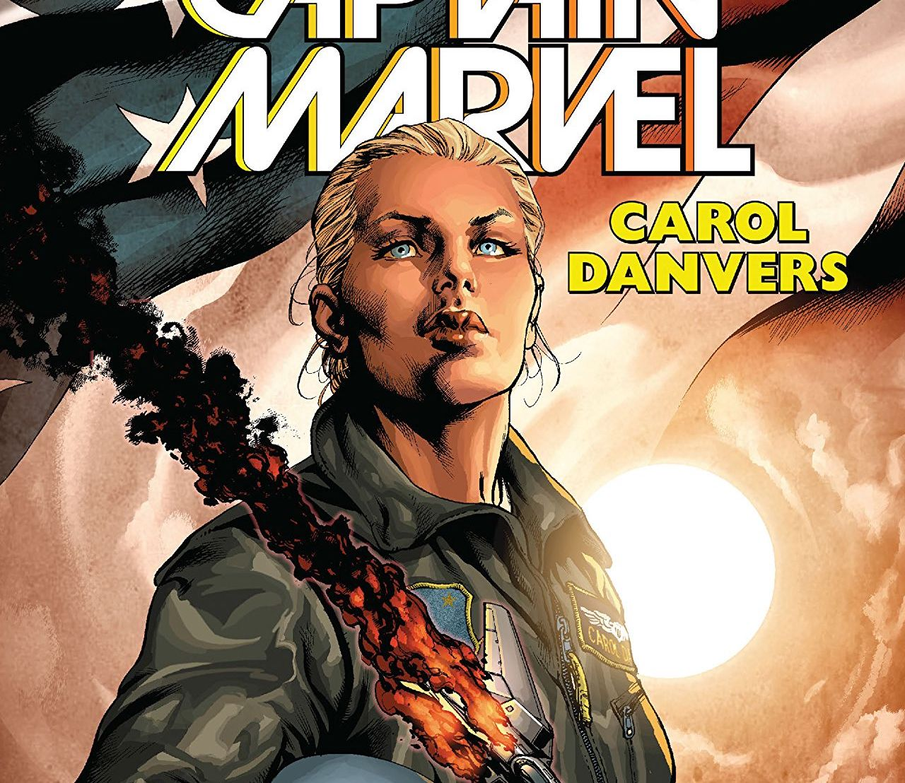 'Captain Marvel: Carol Danvers - The Ms. Marvel Years Vol. 2' review: Heavy hitting action