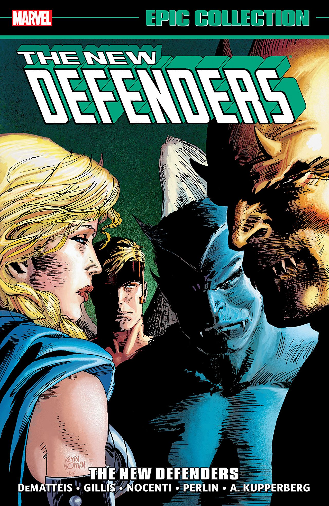 Defenders Epic Collection: The New Defenders review: A forgotten gem from decades past