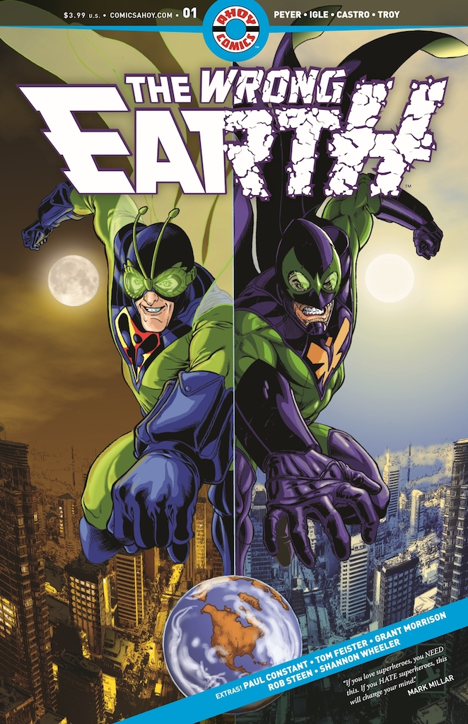 The Wrong Earth #1 Advance Review