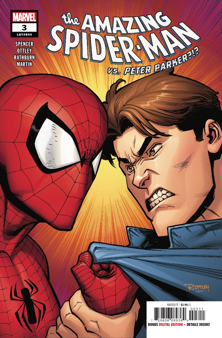 Amazing Spider-Man #3 review: Wacky in the best of ways
