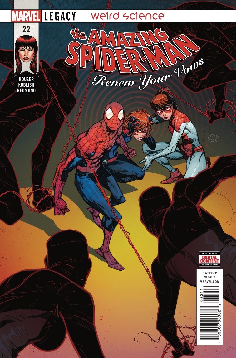 Marvel Preview: Amazing Spider-Man: Renew Your Vows #22