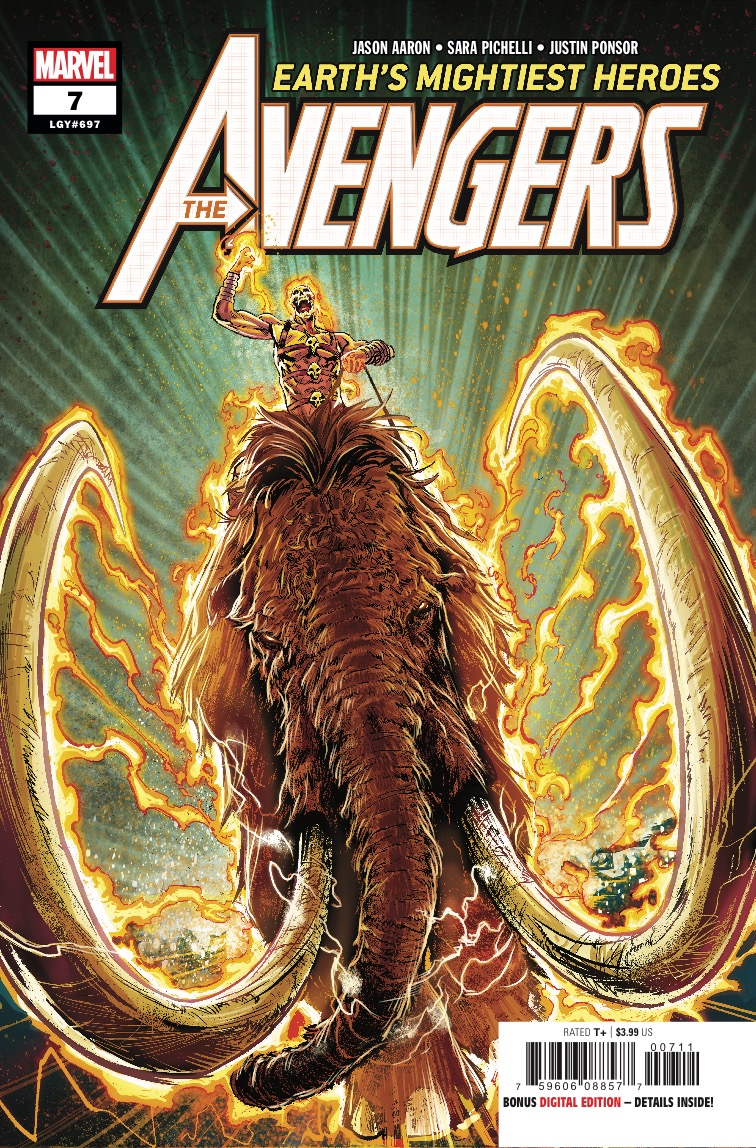 Avengers #7 Review