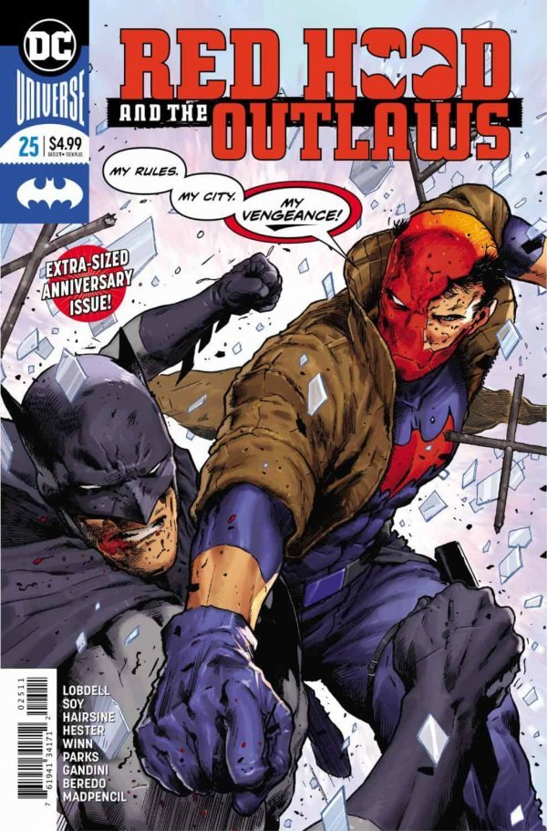 Red Hood and the Outlaws #25 review: One of the best in the series