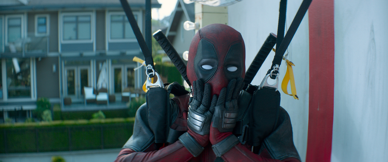 'Deadpool 2' deleted scene surfaces putting Hitler in the crosshairs