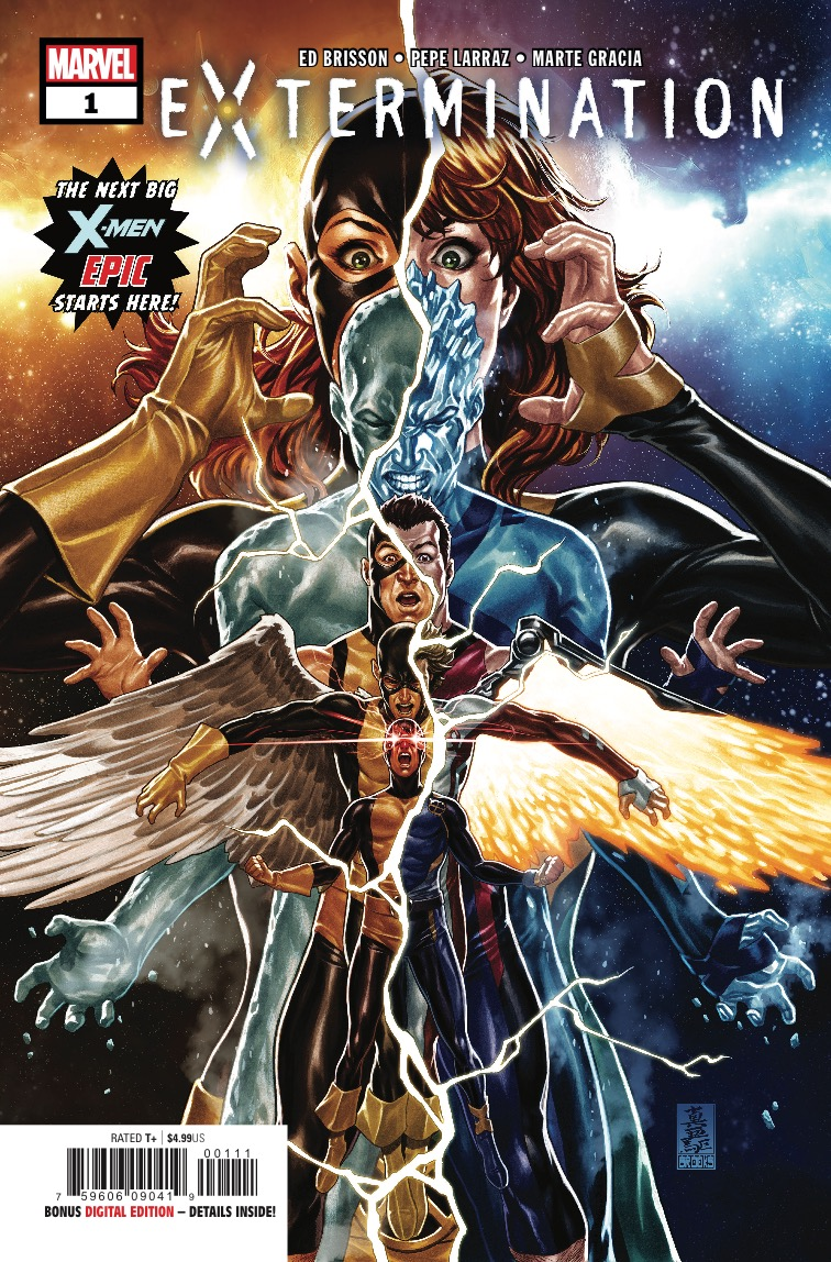 The epic Extermination event officially kicks off with one twist after another--and there are still four issues to go!