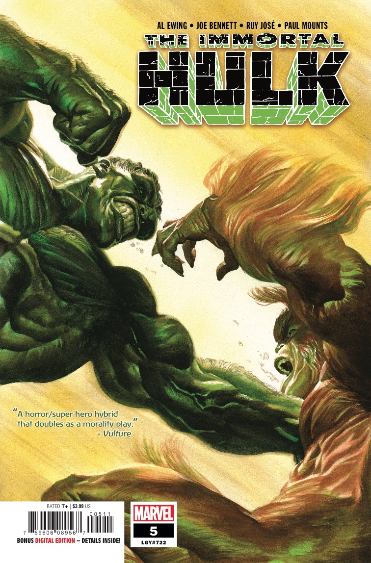 The Immortal Hulk #5 Review