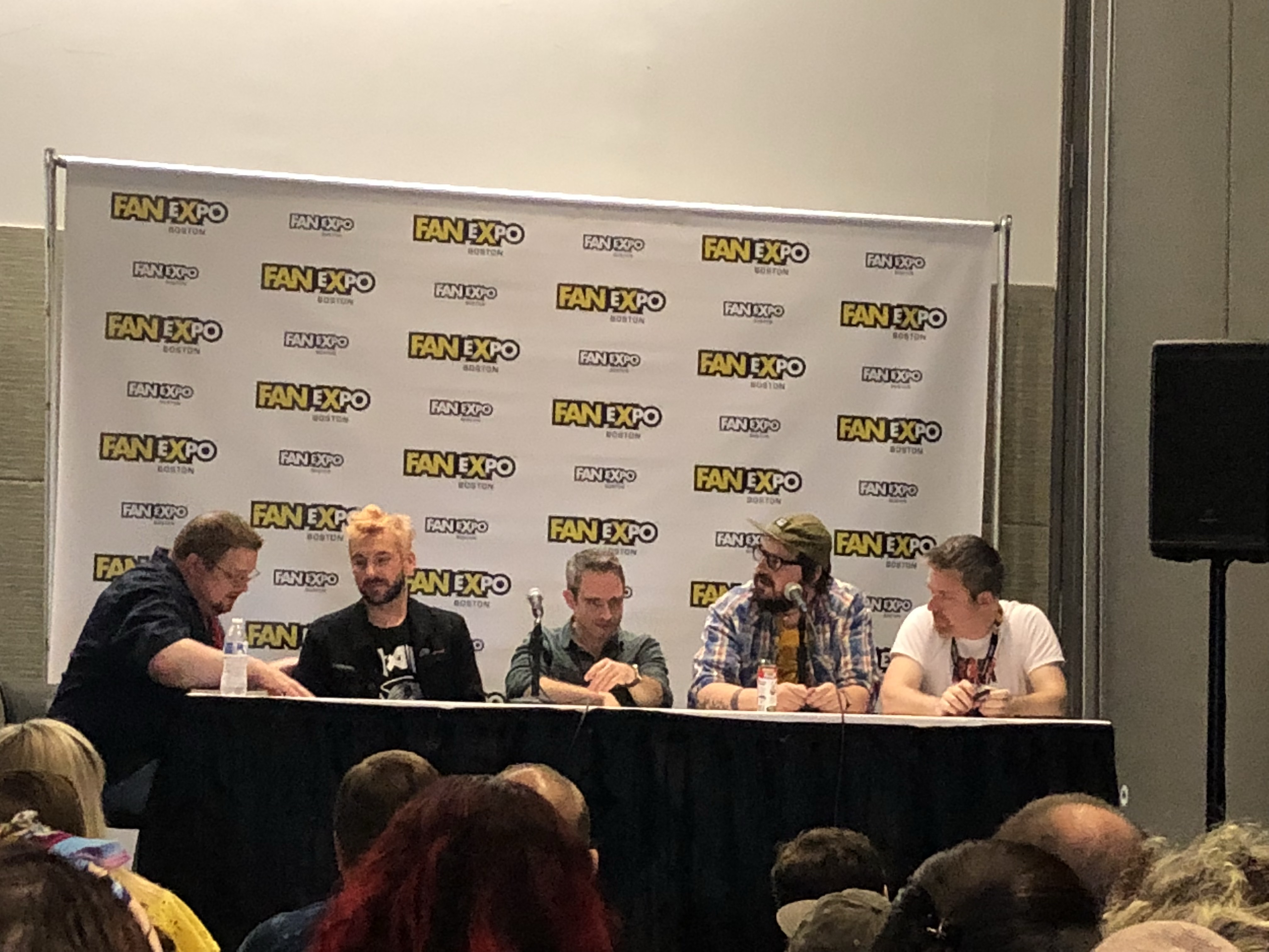 On Writing: Marvel's FAN EXPO Boston Next Big Thing panel breaks down process with Nick Spencer, Donny Cates, Matthew Rosenberg, and Jim Zub