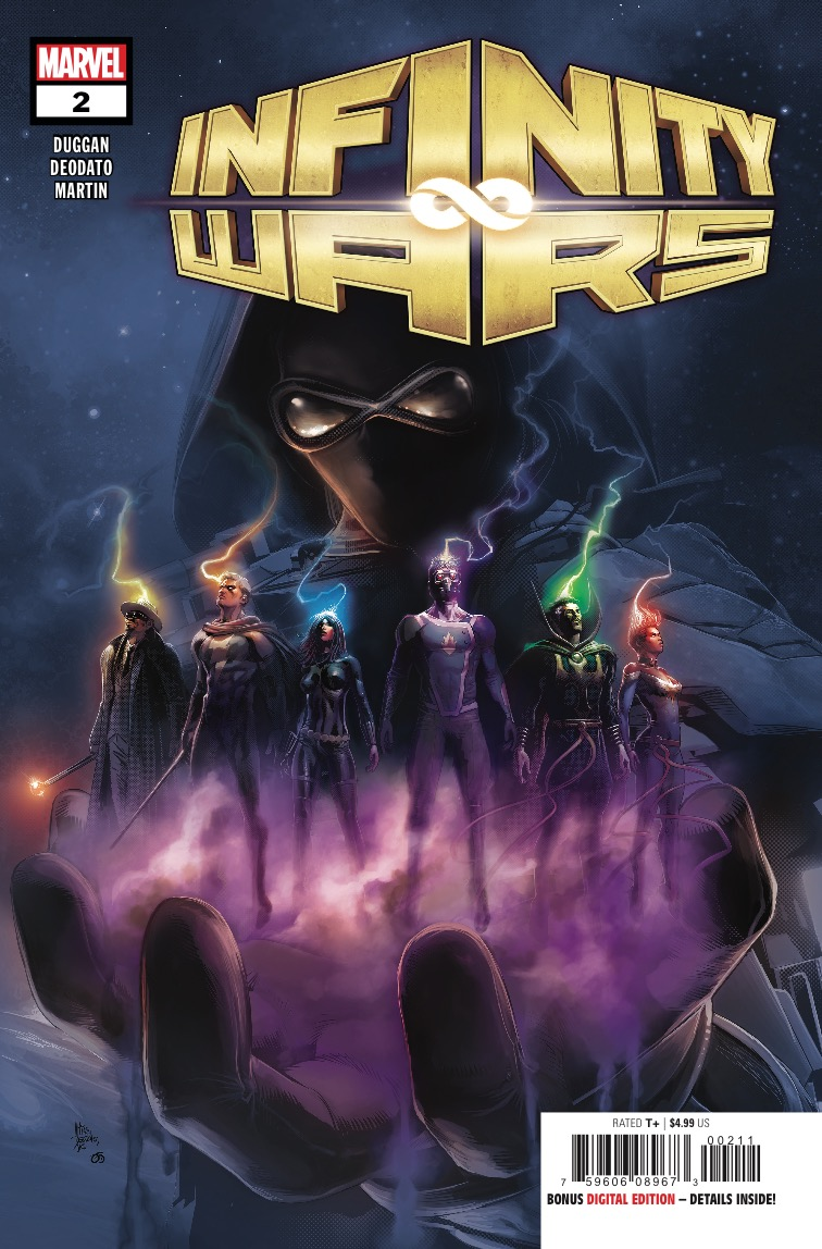 Marvel Preview: Infinity Wars #2