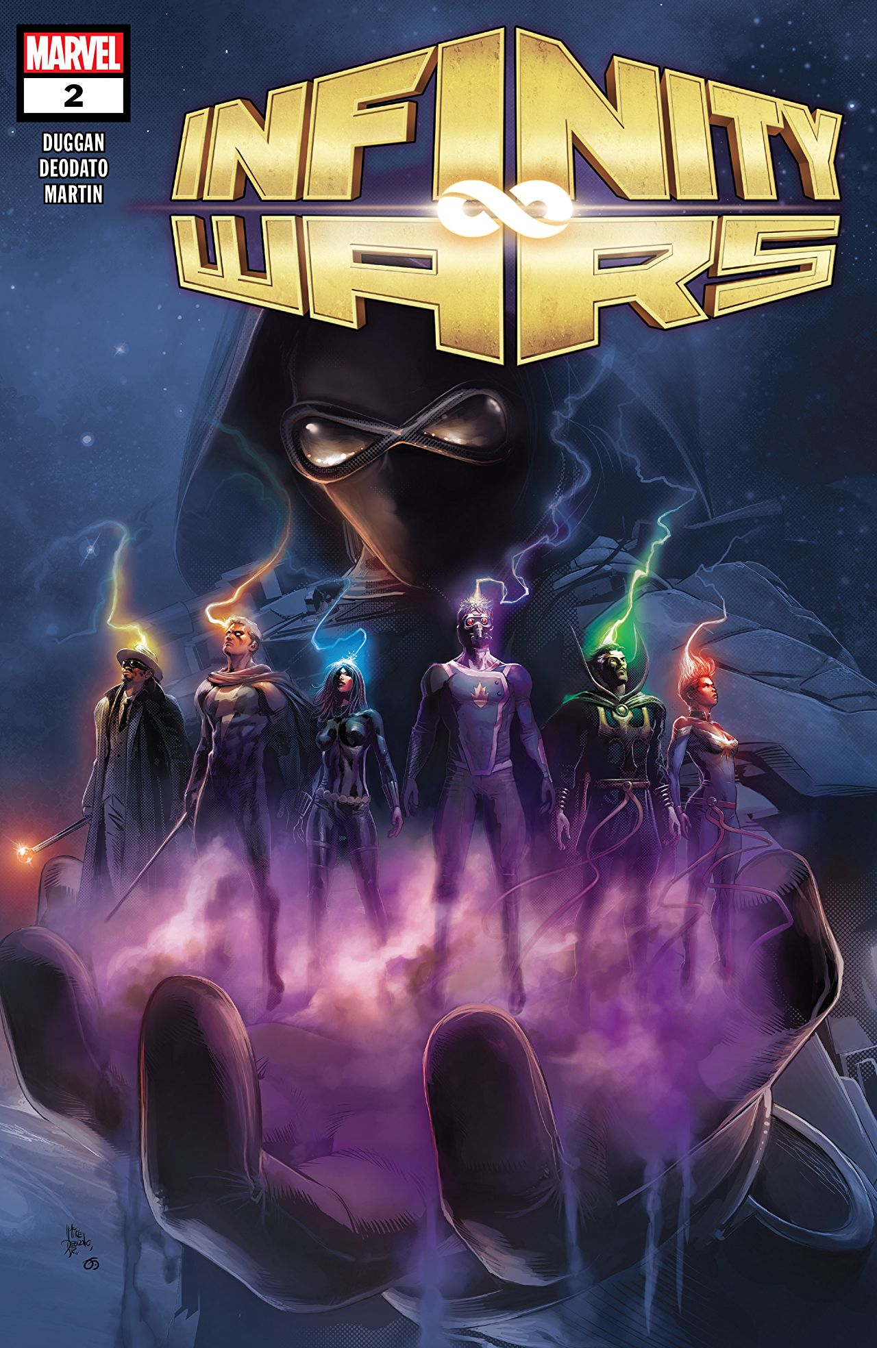 Infinity Wars #2 review: What would you do...