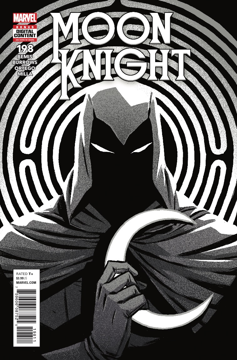 Marvel Preview: Moon Knight #198