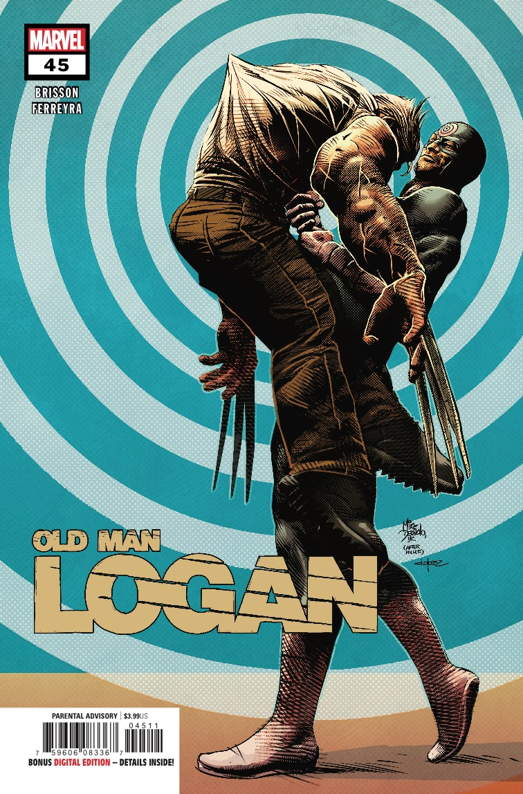 Marvel Preview: Old Man Logan #45