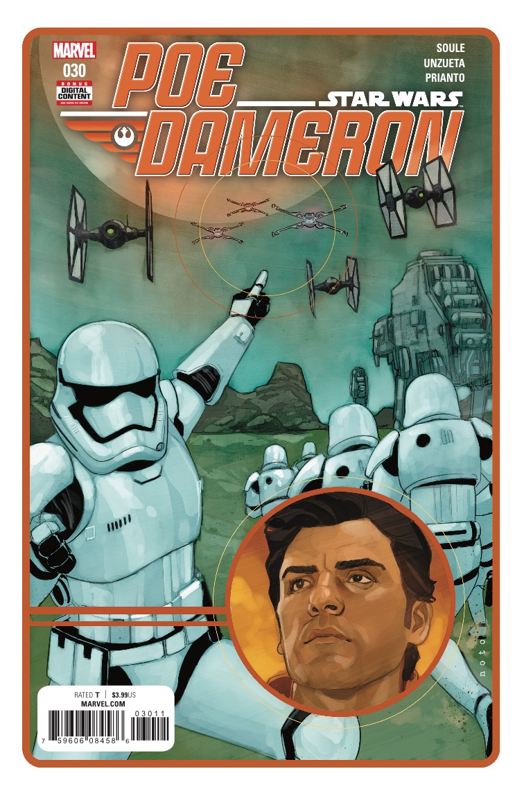Marvel Preview: Star Wars: Poe Dameron #30