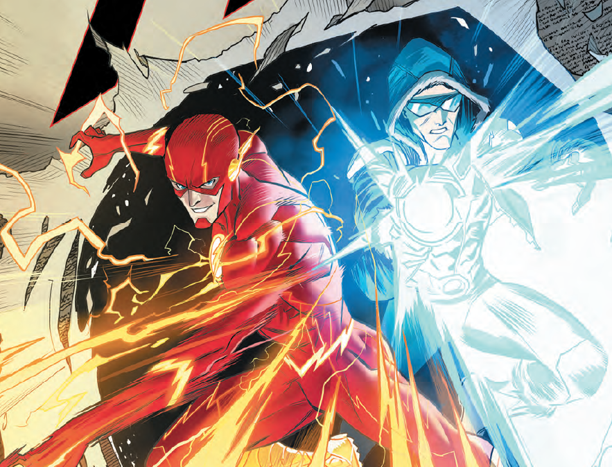 The Flash #52 Review