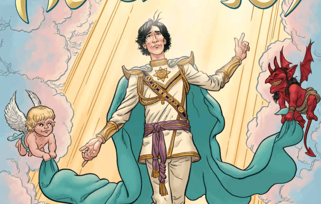 Maestros #7 review: Let there be motherf*!ing light!