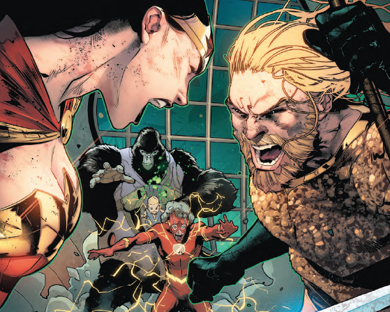 Justice League #6: As good as big scale superhero comics can get